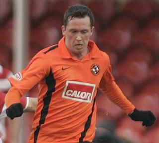 Danny Swanson Footballer