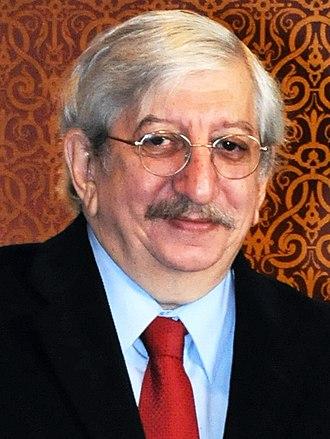 Dante Caputo - Caputo in 2011