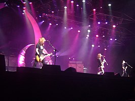 The Darkness in Londen, 7-2-2006