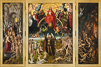 Last Judgement, Triptych