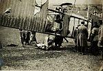 Das zur Landung gezwungene Itl.Flugzeug bei Maria Gail. (BildID 15499840).jpg