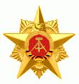 De grote gouden ster van de Orde van de Volkerenvriendschap 2.png