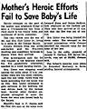 Death of Melvin Lister (1952-1952) in The Bakersfield Californian on November 26, 1952.jpg