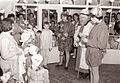 Dedek Mraz je obiskal otroke v otroški bolnišnici v Mariboru 1959.jpg