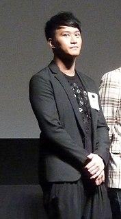 Deep Ng Hong Kong actor and singer