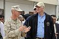 Defense.gov News Photo 101028-D-7203C-050 - Commander of Task Force 33 Lt. Col. Holt leads Deputy Secretary of Defense William J. Lynn III on a tour of Nawa, Afghanistan, on Oct. 28, 2010.jpg