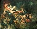 Delacroix - Mort de Sardanapale, 1826 - 1827.jpg