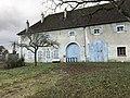 Demeure Caron à Dampierre (Jura, France) en janvier 2018 - 0.JPG