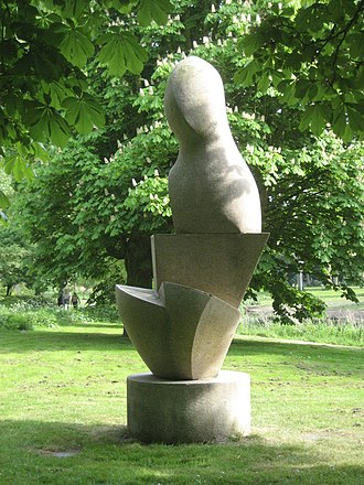 Jean Arp - Scrutant l'horizon (The Hague, 1967)