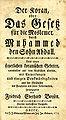 Der Koran by Friedrich Eberhard Boysen 1775.jpg