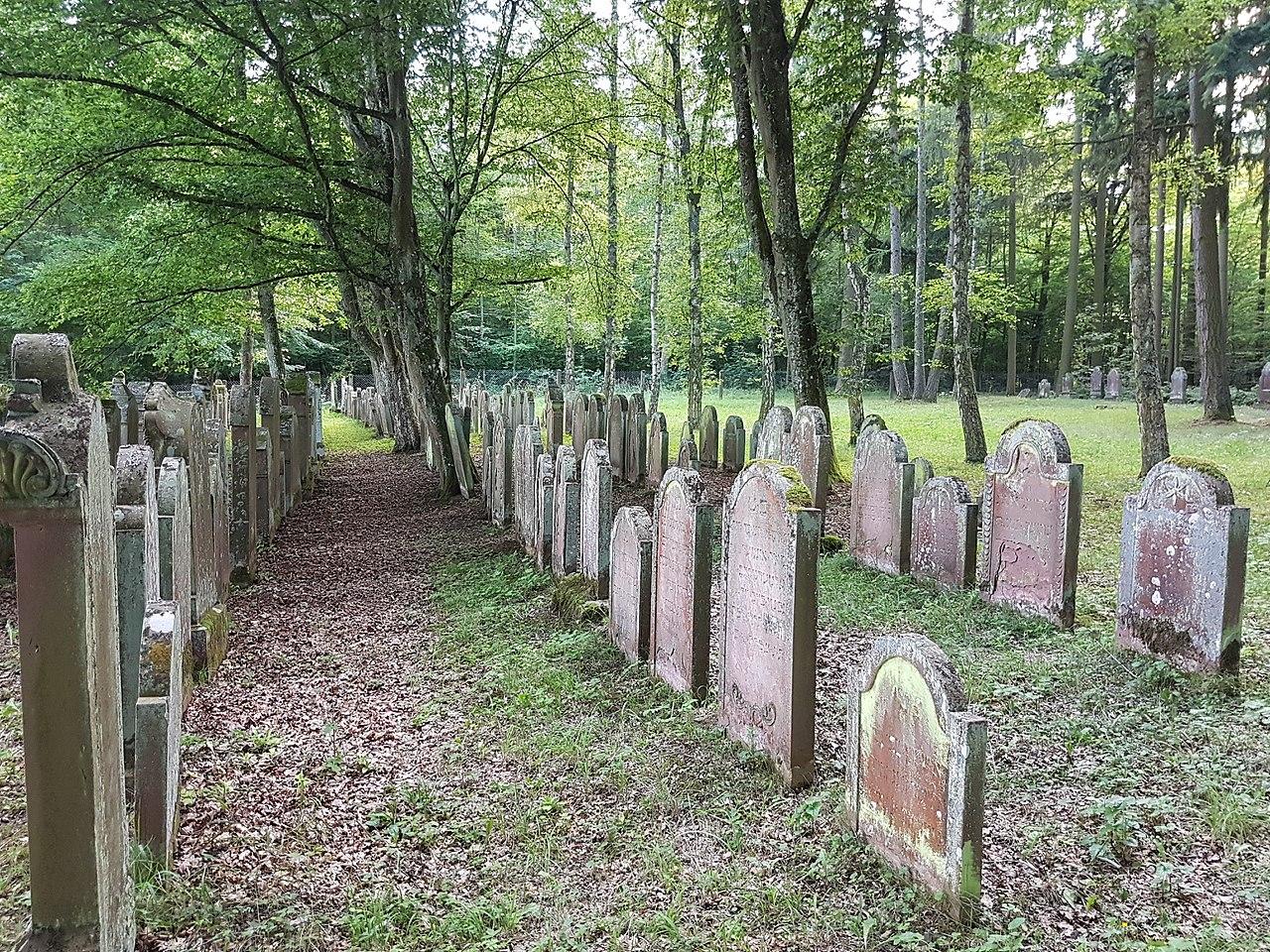 Der jüdische Friedhof in Wenkheim 15.jpg