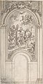 Design for a Baptism of Christ in an Architectural Setting MET DP805088.jpg