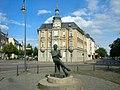Dessau,Kurt Weill Denkmal.jpg