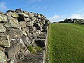 Detail of Hadrian's Wall - geograph.org.uk - 1540591.jpg