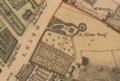 Detail of John Ainslie's map of Edinburgh, 1804, showing Alexander Allan's Hillside House.png