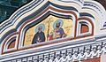 Detail on front of Alexander Nevsky Cathedral in Tallinn.JPG