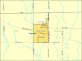 Detailed map of Dorrance, Kansas.png