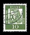 Deutsche Bundespost - Bedeutende Deutsche - Albrecht Duerer - 10 Pfennig.jpg