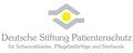 Deutsche Stiftung Patientenschutz Logo 2013.tif