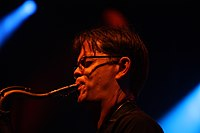 Deutsches Jazzfestival 2013 - Donny McCaslin casting for gravity - Donny McCaslin - 04.JPG