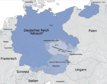 Territorial Evolution Of Germany Wikipedia