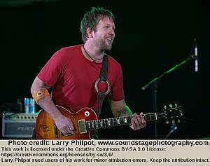 Devon Allman - Devon Allman performs in Memphis, 2011
