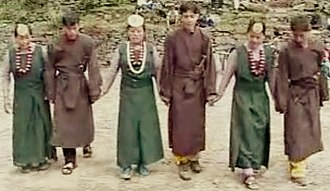 Limbu people - Image: Dhannach