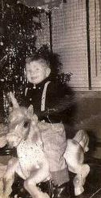 Diamond Dallas Page - Falkinburg as a child
