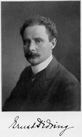 Ernst Didring - Ernst Didring at 1900