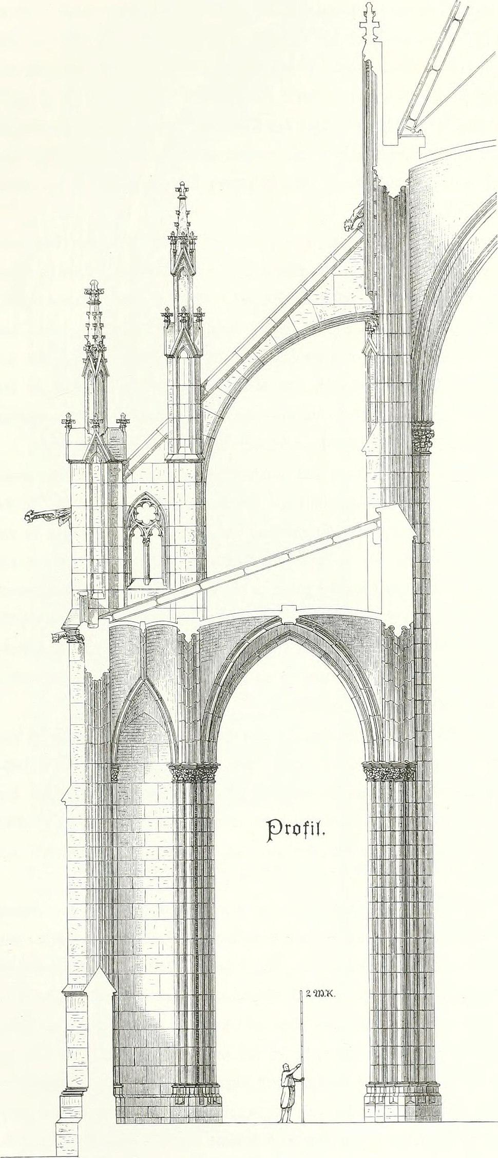 Die Votivkirche in Wien; Denkschrift des Baucomit'es veröffentlicht zur Feier der Einweihung am 24. April 1879 (1879) (14597612677)