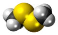 Dimethyl disulfide 3D spacefill.png
