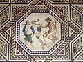 Dionysus mosaic (detail), from around A.D. 220 230, Romisch-Germanisches Museum, Cologne (8115572538).jpg