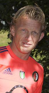 Dirk Kuyt Dutch footballer