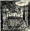 Disegno per copertina di libretto, disegno di Peter Hoffer per Don Giovanni (s.d.) - Archivio Storico Ricordi ICON012442.jpg