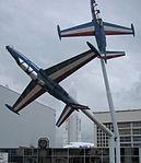 Displays at the Musee de l'Air et de l'Espace, Le Bourget, Paris, France, September 2008 (69).JPG