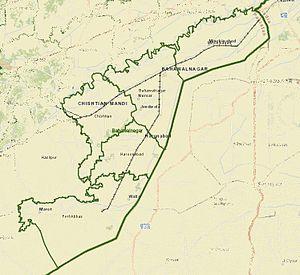 Bahawalnagar District - Tehsils of Bahawalnagar district