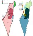 Districts Israel (wpFR versus wpHE).png