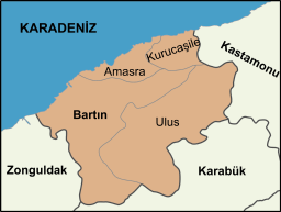 Districts of Bartın.png
