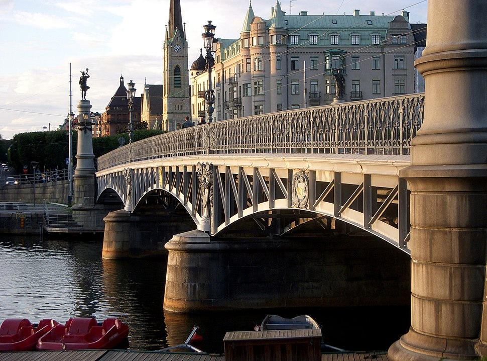 Djurgardsbron 2008