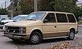 Dodge Caravan 1985 (35460915174).jpg