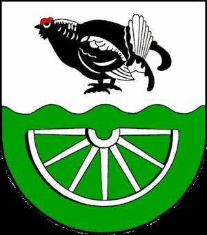 Dörpstedt - Image: Doerpstedt Wappen