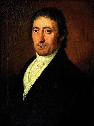 Neuzelle - János Donát was born in Neuzelle