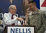 Donald Rumsfeld visits Nellis 150716-F-MF020-009.jpg