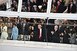 Donald Trump at Inaugural parade 01-20-17.jpg