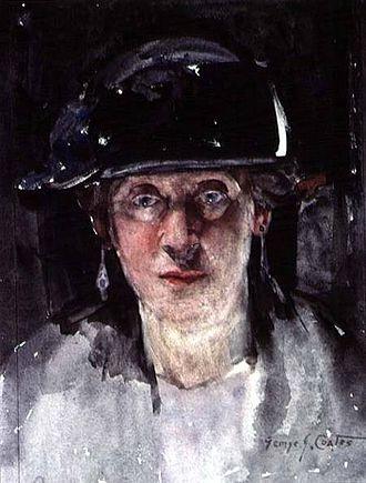 George James Coates - Image: Dora Meeson Coates, Wife of the Artist
