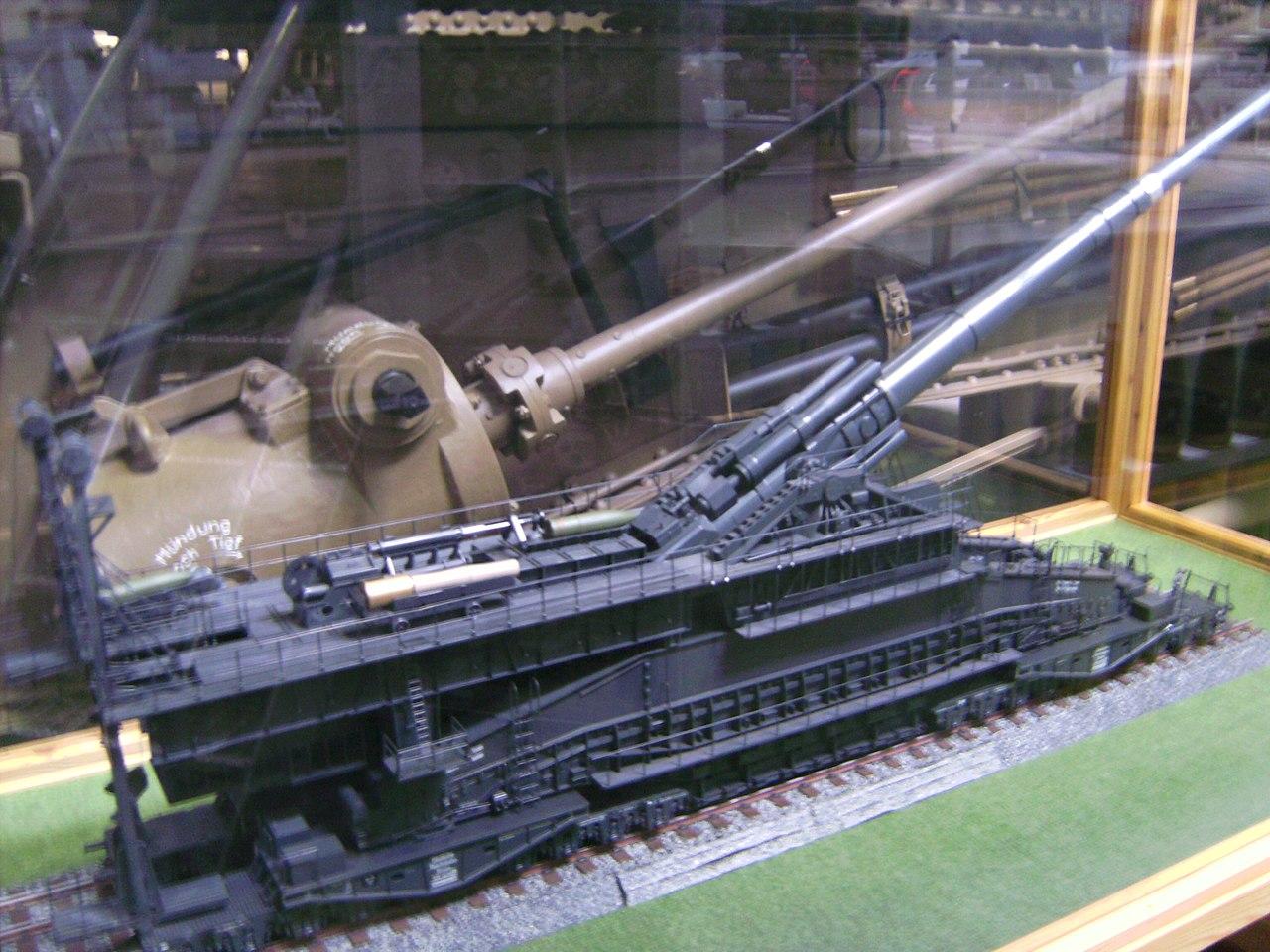 挑战黑人巨炮_古斯塔夫巨炮(heavy gustav) - wuwei1101 - 西花社