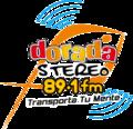 Dorada Stereo 89.1 F.M - Logo.png
