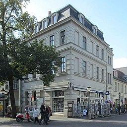 Dortustraße in Potsdam