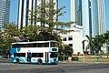 Double decker bus in Shekou, Shenzhen in 2006.jpg