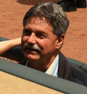 Doug Melvin - Melvin in 2010.